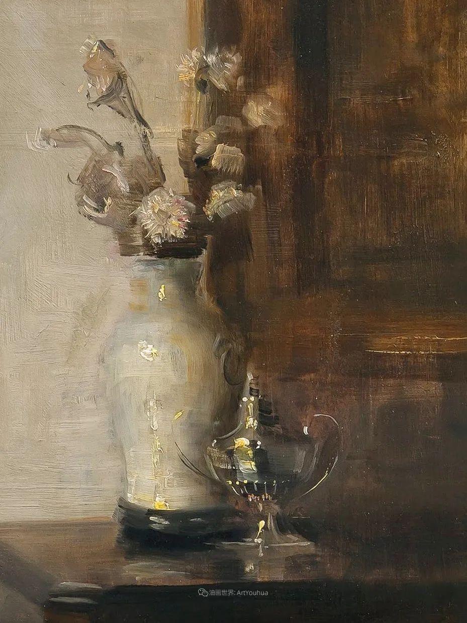 室内一角,Carl Vilhelm Holsoe (下)插图11