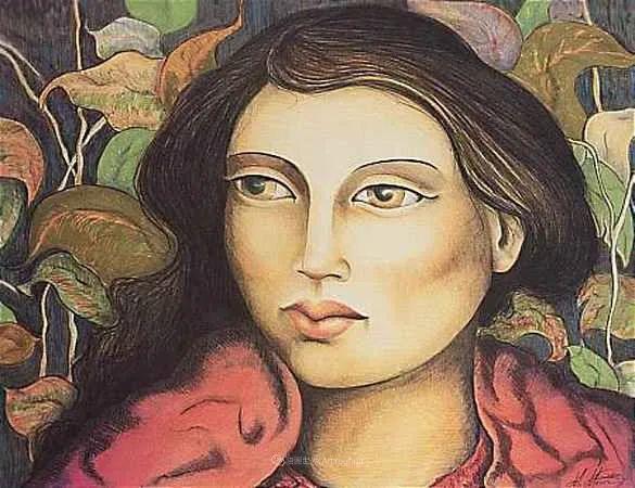 大脸大眼睛,迷惑和挑逗的神秘表情!插图39