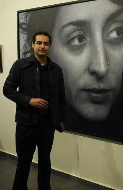 隐藏于内的情感释放,伊朗画家Iman Maleki插图7