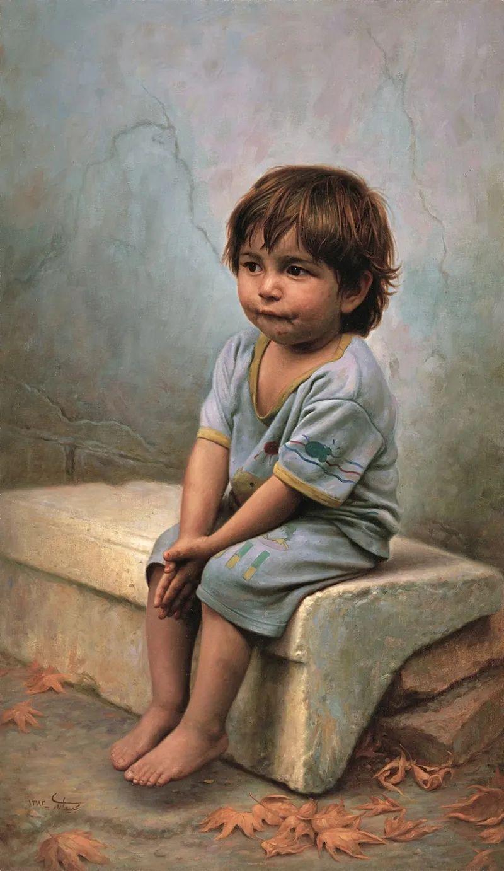 隐藏于内的情感释放,伊朗画家Iman Maleki插图11