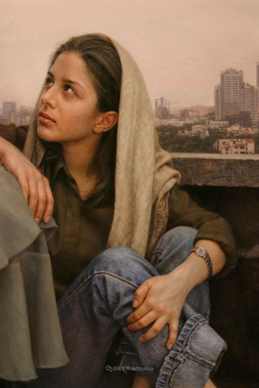 隐藏于内的情感释放,伊朗画家Iman Maleki插图19
