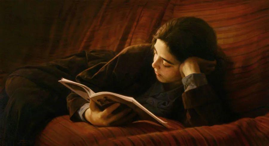 隐藏于内的情感释放,伊朗画家Iman Maleki插图23