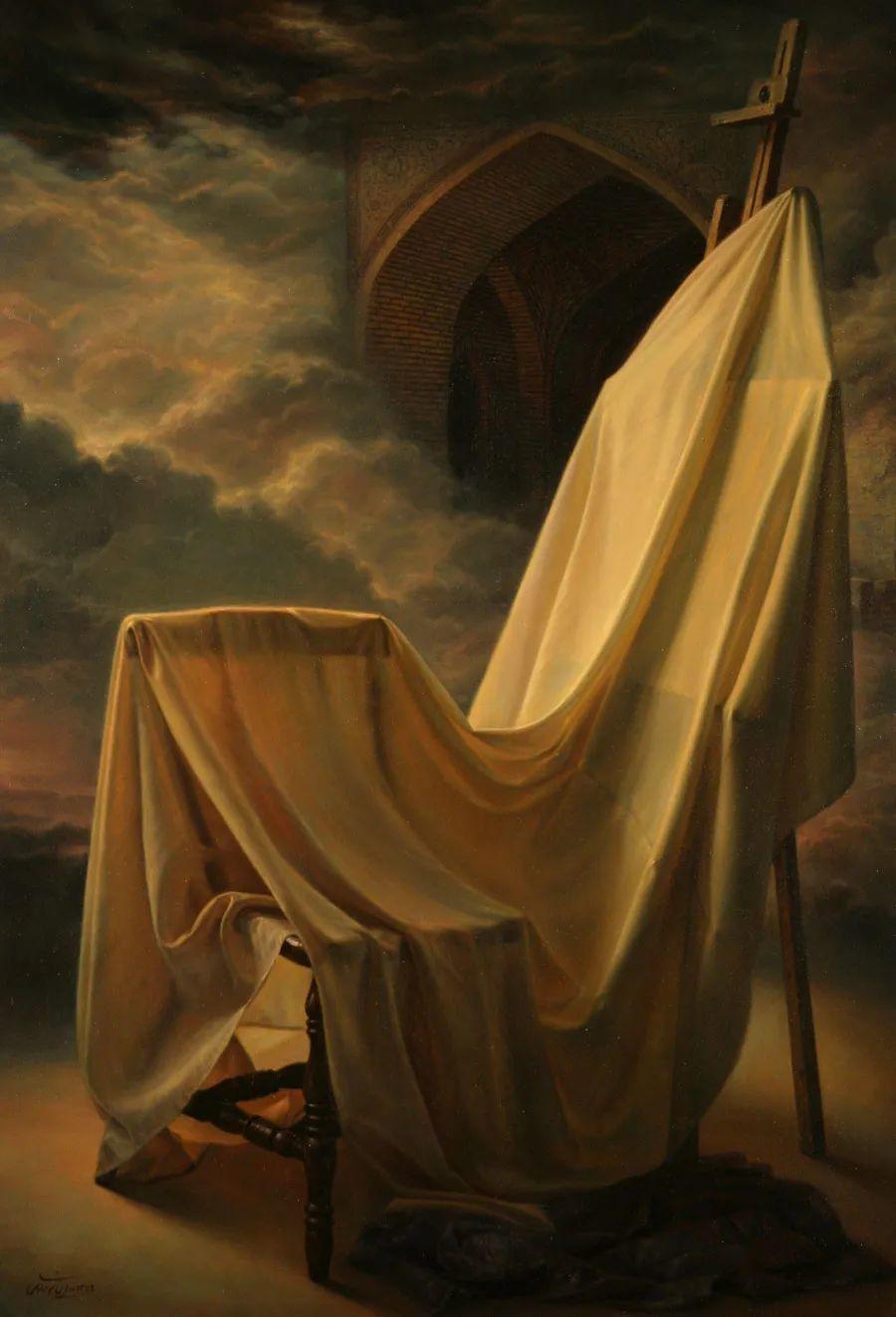 隐藏于内的情感释放,伊朗画家Iman Maleki插图29