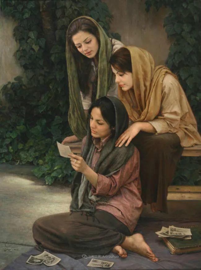 隐藏于内的情感释放,伊朗画家Iman Maleki插图31