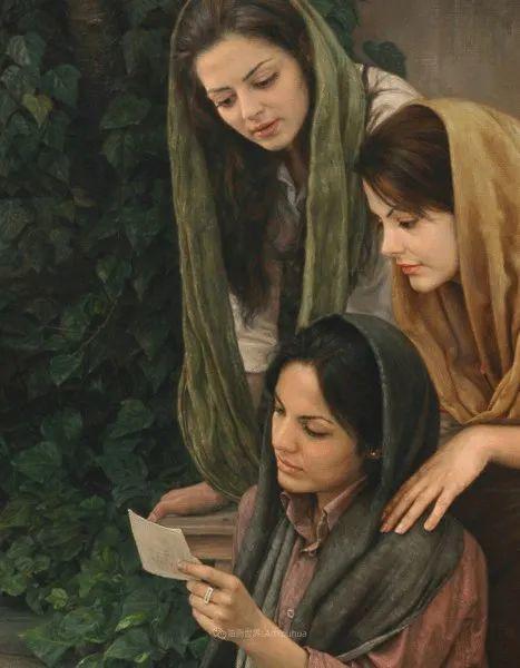 隐藏于内的情感释放,伊朗画家Iman Maleki插图33