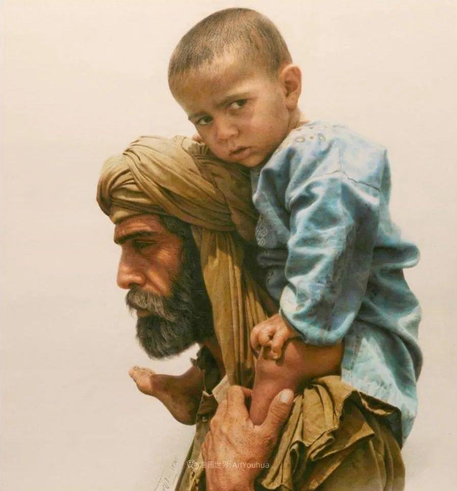 隐藏于内的情感释放,伊朗画家Iman Maleki插图39