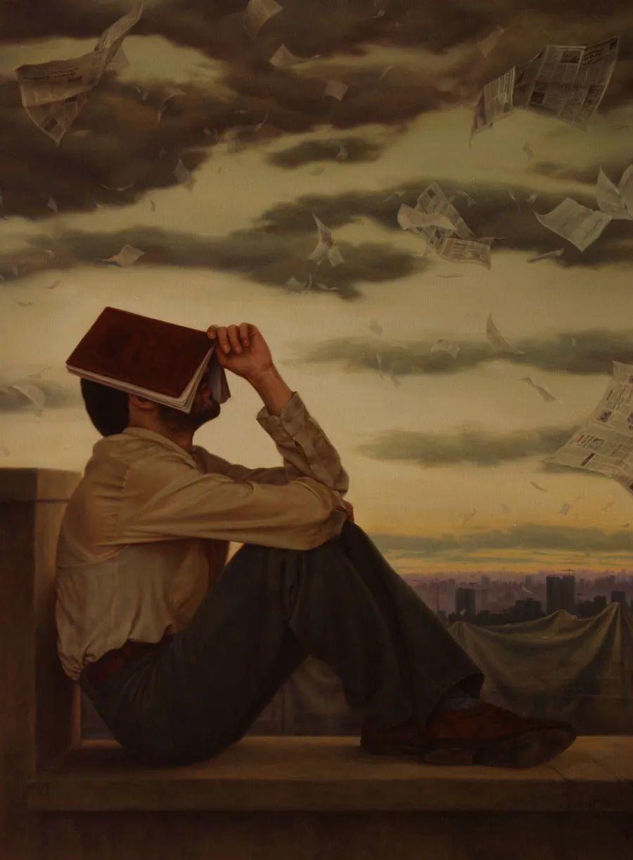 隐藏于内的情感释放,伊朗画家Iman Maleki插图47