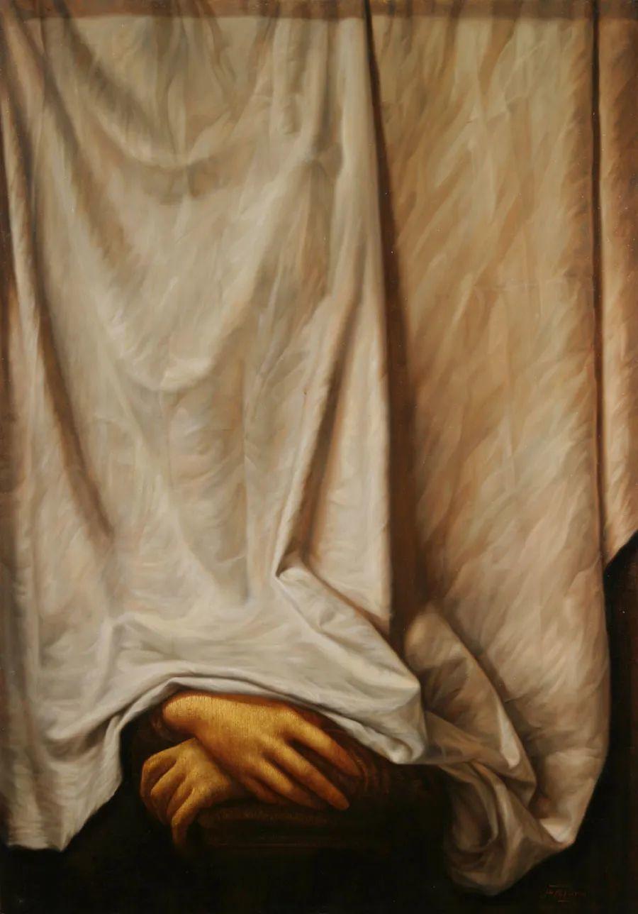 隐藏于内的情感释放,伊朗画家Iman Maleki插图53