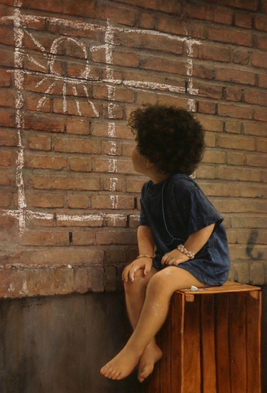 隐藏于内的情感释放,伊朗画家Iman Maleki插图59