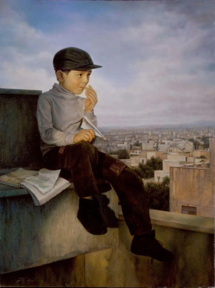 隐藏于内的情感释放,伊朗画家Iman Maleki插图65