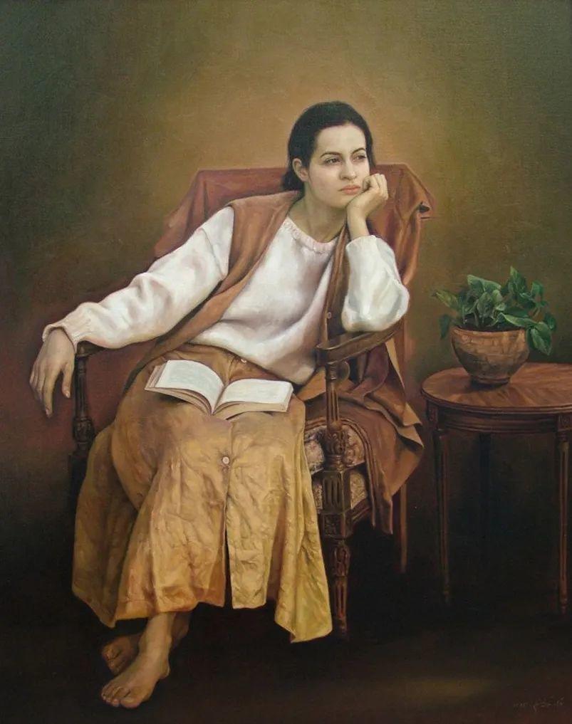 隐藏于内的情感释放,伊朗画家Iman Maleki插图73