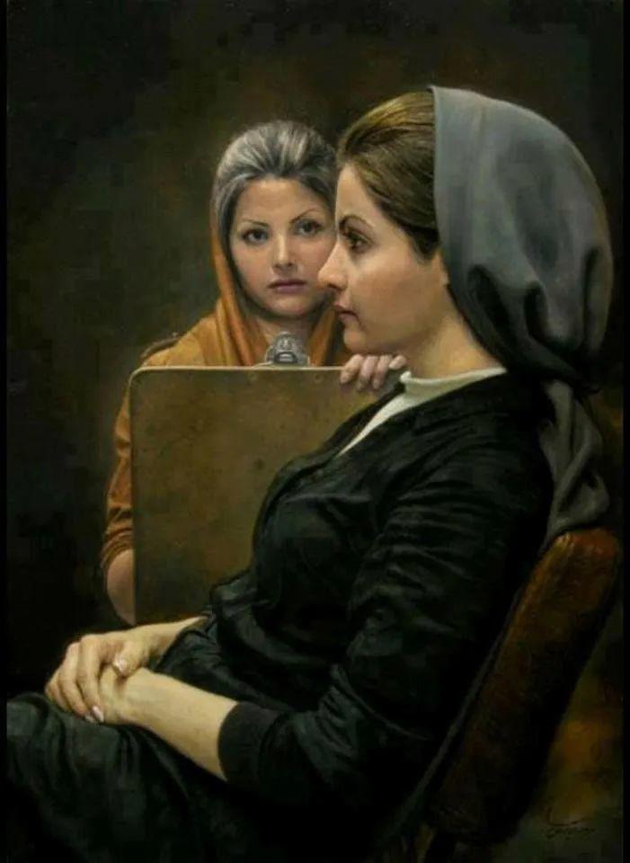 隐藏于内的情感释放,伊朗画家Iman Maleki插图75