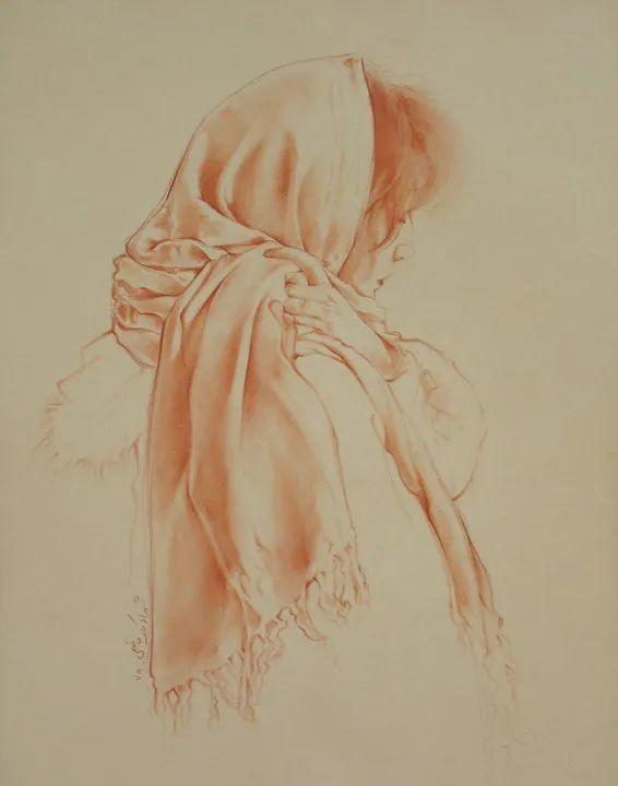 隐藏于内的情感释放,伊朗画家Iman Maleki插图81