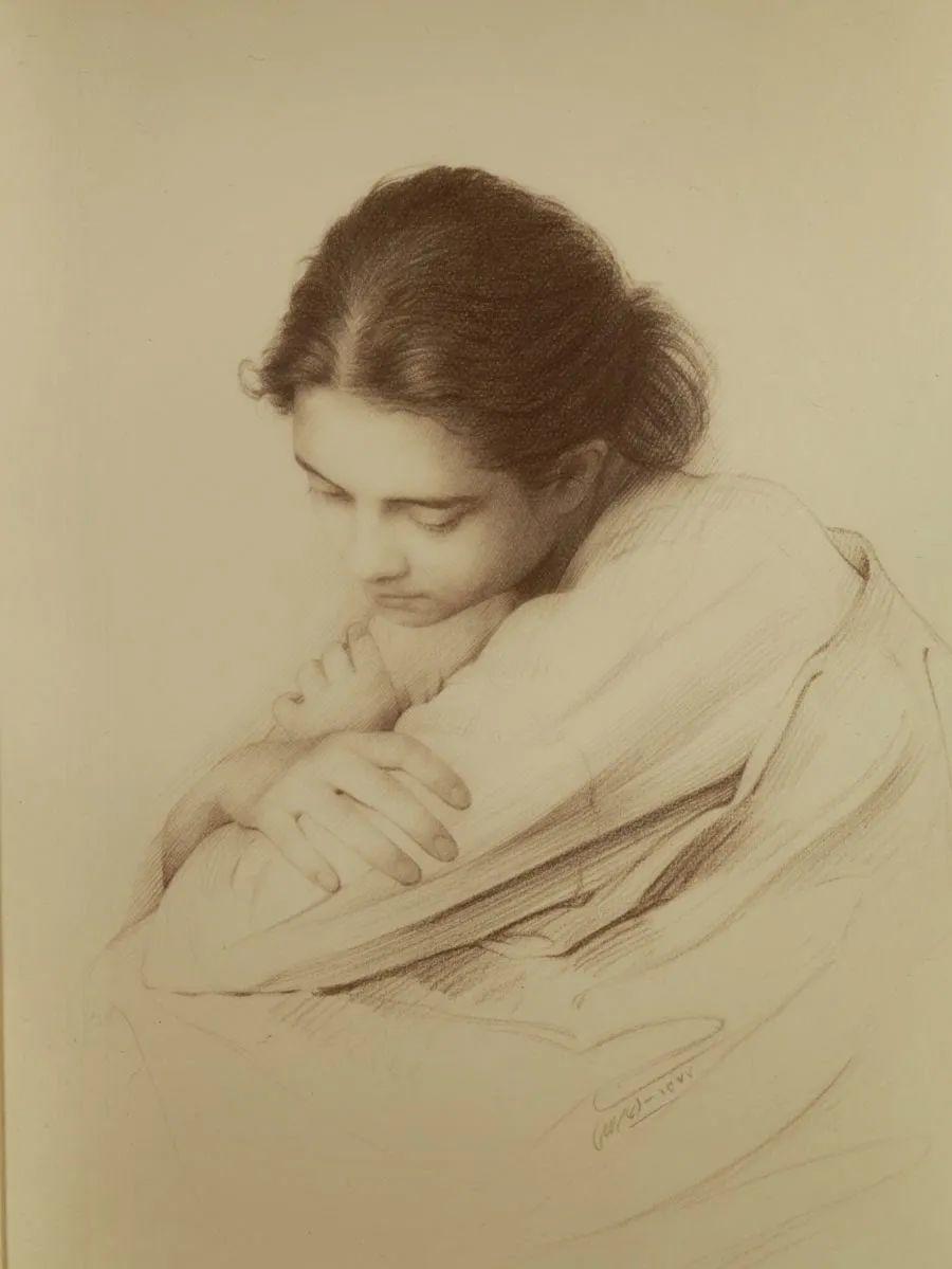 隐藏于内的情感释放,伊朗画家Iman Maleki插图83