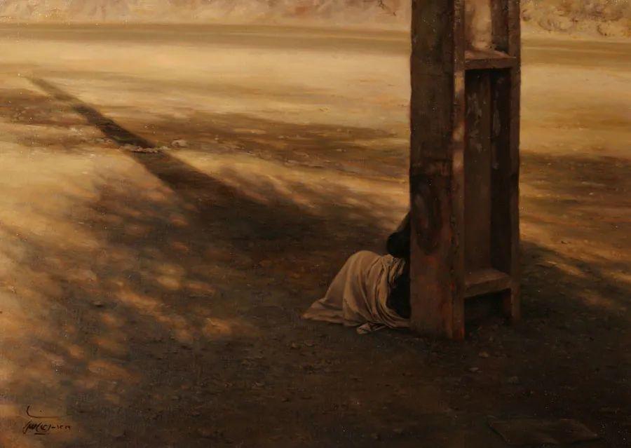隐藏于内的情感释放,伊朗画家Iman Maleki插图89