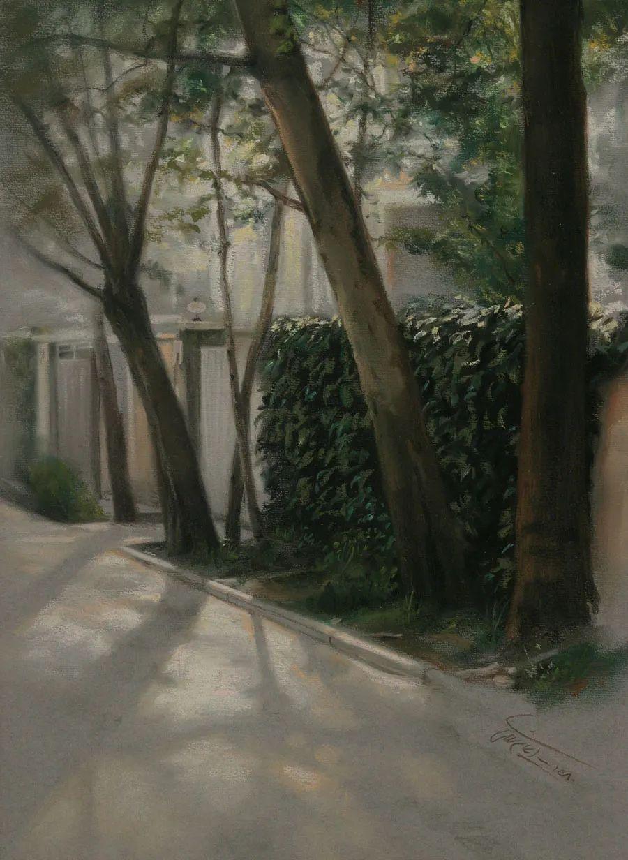 隐藏于内的情感释放,伊朗画家Iman Maleki插图105