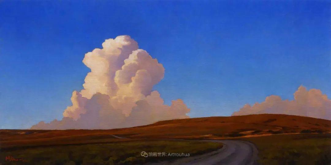 壮丽的具象风景,美国画家Michael Baum插图21