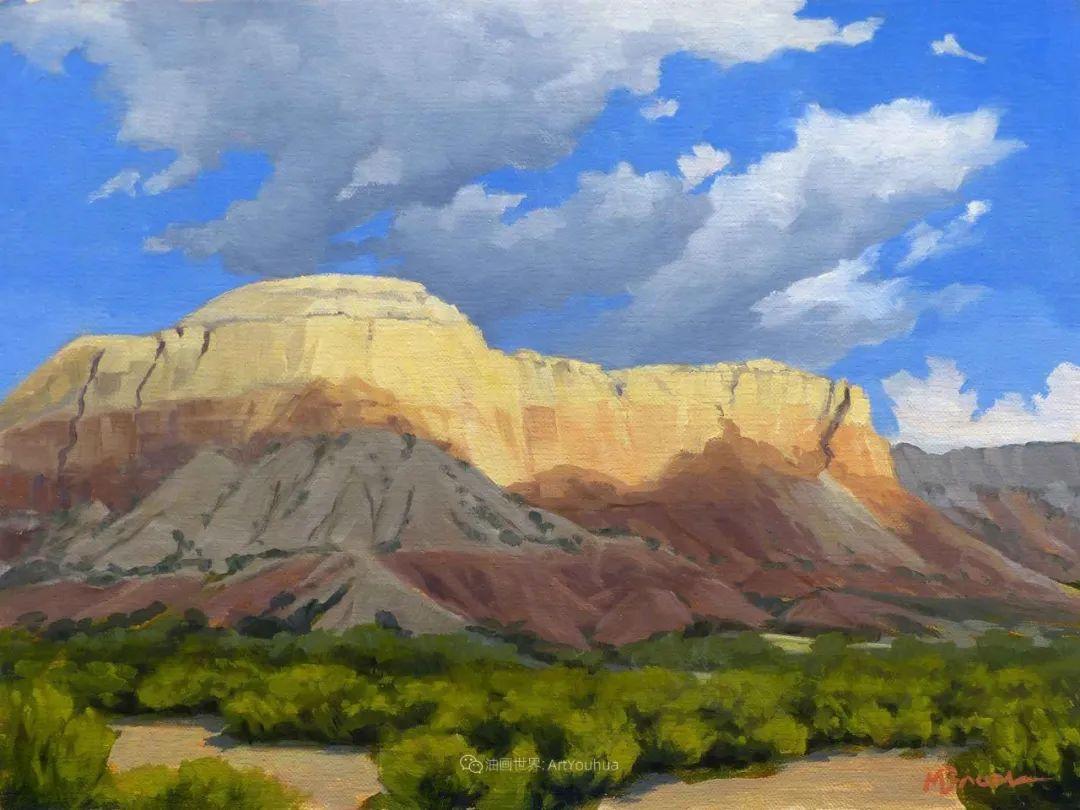 壮丽的具象风景,美国画家Michael Baum插图31