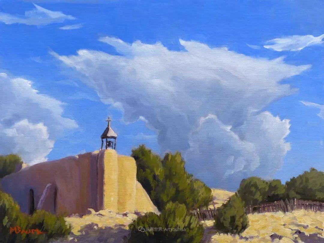 壮丽的具象风景,美国画家Michael Baum插图43