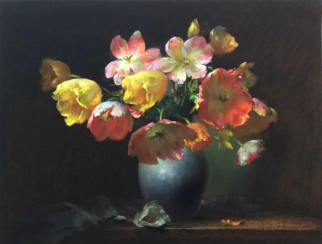 花卉 Javad Soleimanpour (上)插图1