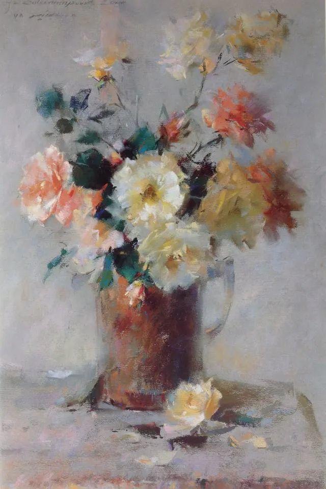 花卉 Javad Soleimanpour (上)插图16