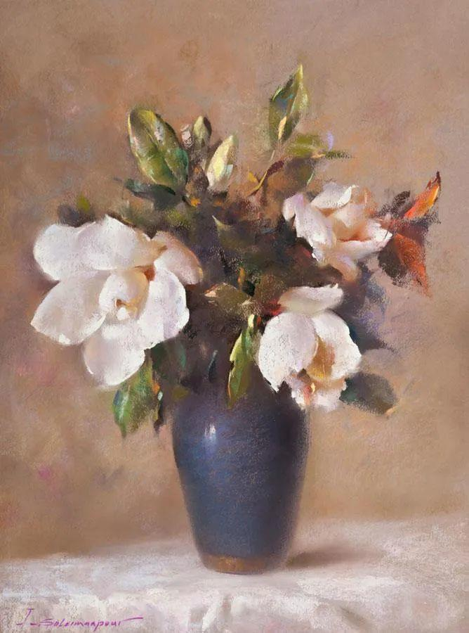 花卉 Javad Soleimanpour (上)插图19