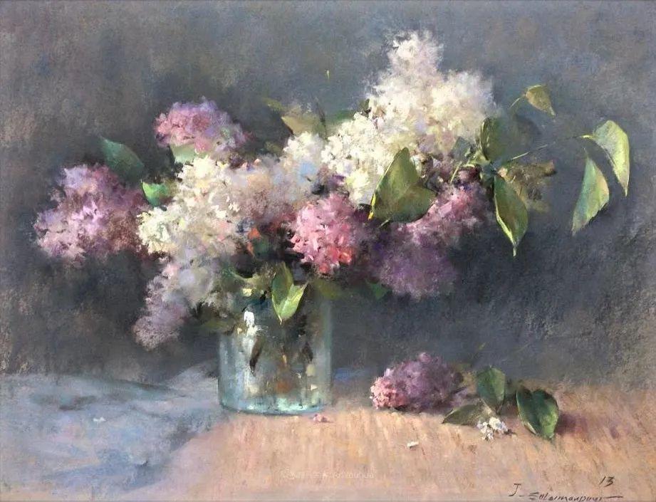 花卉 Javad Soleimanpour (上)插图26