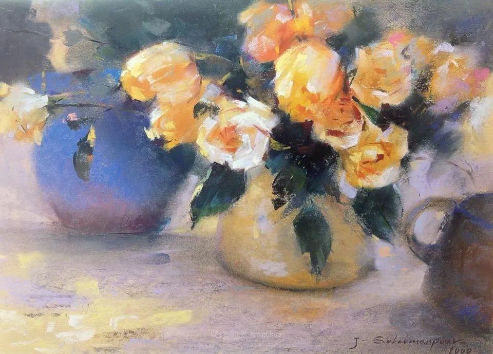 花卉 Javad Soleimanpour (上)插图35