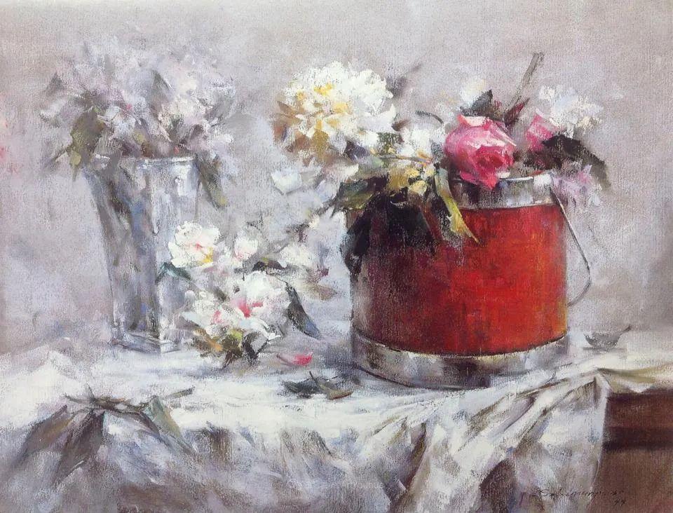 花卉 Javad Soleimanpour (上)插图36