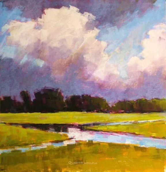 不断变化的色彩和季节,粉彩风景!插图61