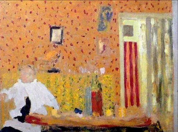 法国纳比派代表画家——维亚尔·爱德华插图9