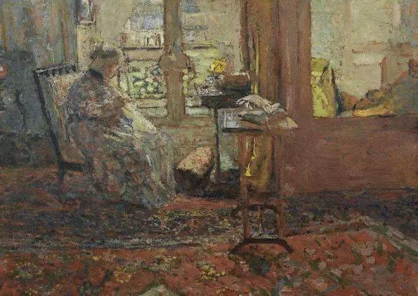 法国纳比派代表画家——维亚尔·爱德华插图15