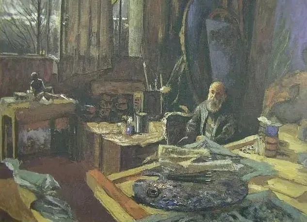 法国纳比派代表画家——维亚尔·爱德华插图17