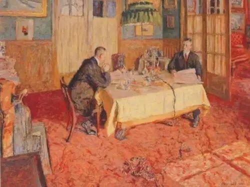 法国纳比派代表画家——维亚尔·爱德华插图19