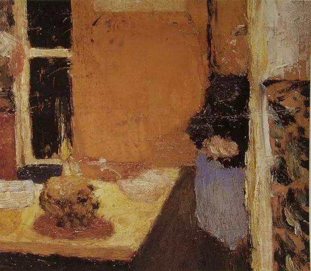 法国纳比派代表画家——维亚尔·爱德华插图21