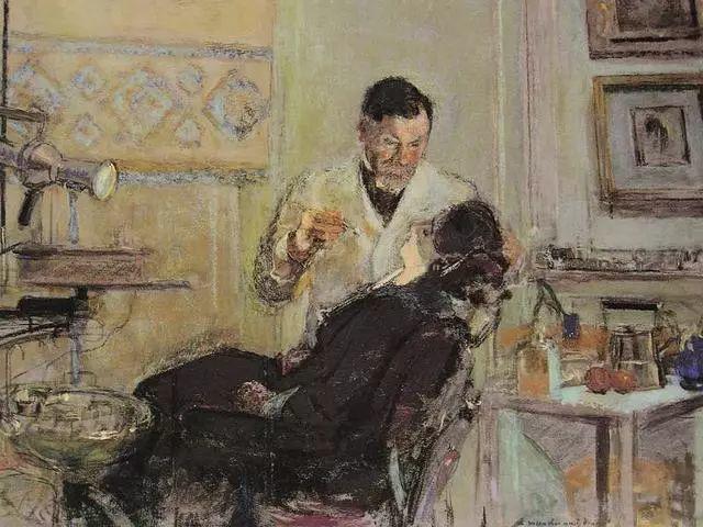 法国纳比派代表画家——维亚尔·爱德华插图23
