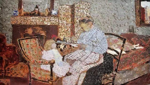 法国纳比派代表画家——维亚尔·爱德华插图25