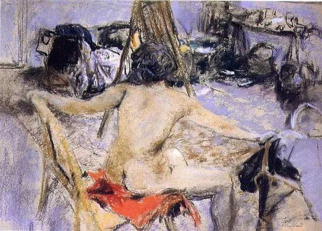 法国纳比派代表画家——维亚尔·爱德华插图27