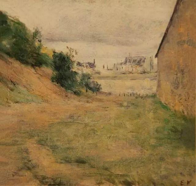 法国纳比派代表画家——维亚尔·爱德华插图29