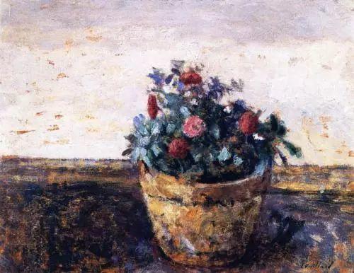 法国纳比派代表画家——维亚尔·爱德华插图31