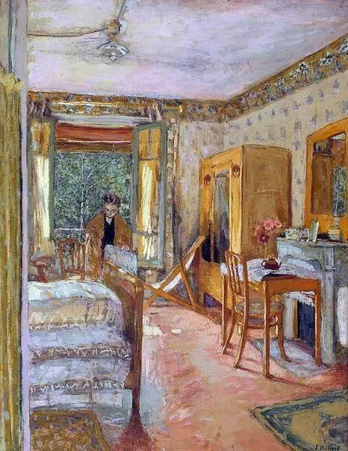 法国纳比派代表画家——维亚尔·爱德华插图33