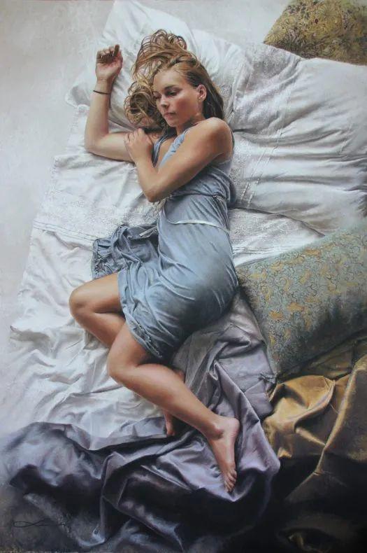 法国女粉彩大师,描绘的女性之美,细腻柔和!插图11