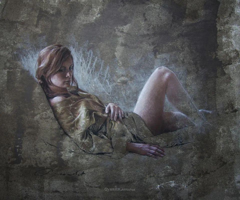 法国女粉彩大师,描绘的女性之美,细腻柔和!插图19