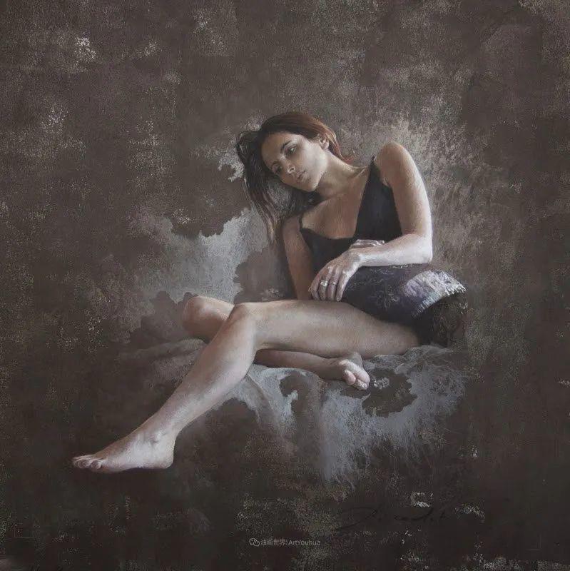 法国女粉彩大师,描绘的女性之美,细腻柔和!插图21