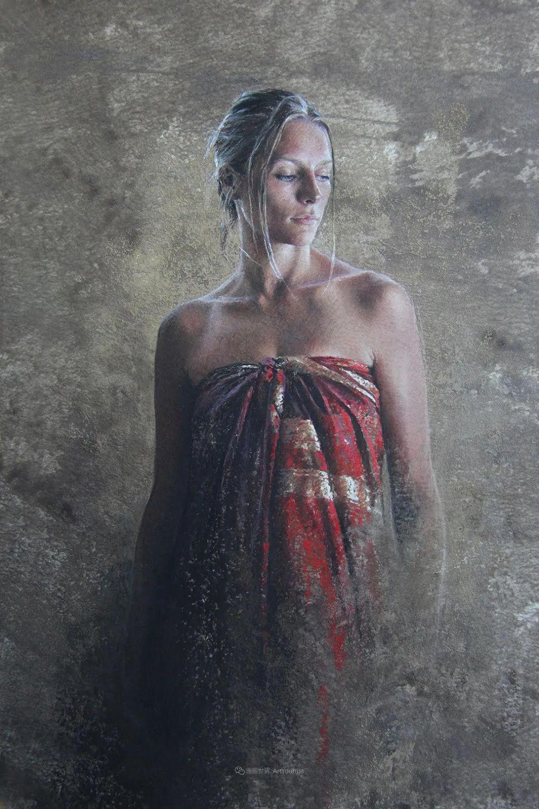 法国女粉彩大师,描绘的女性之美,细腻柔和!插图33