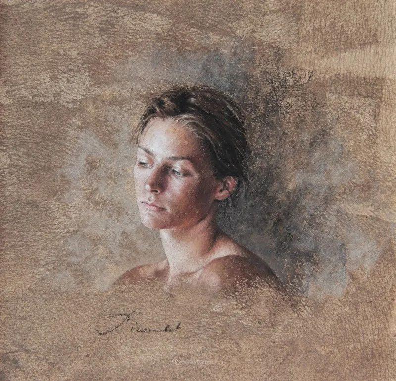法国女粉彩大师,描绘的女性之美,细腻柔和!插图79