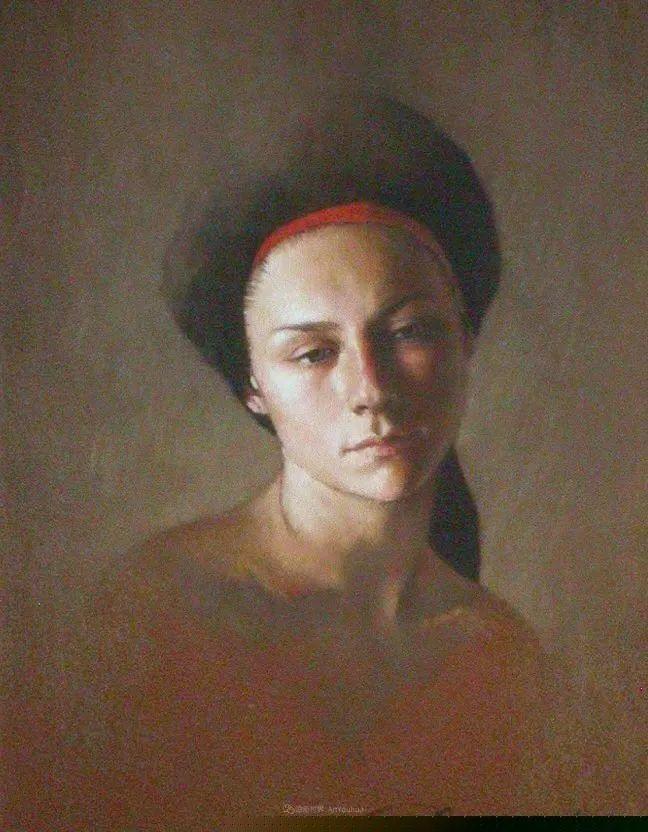 法国女粉彩大师,描绘的女性之美,细腻柔和!插图89