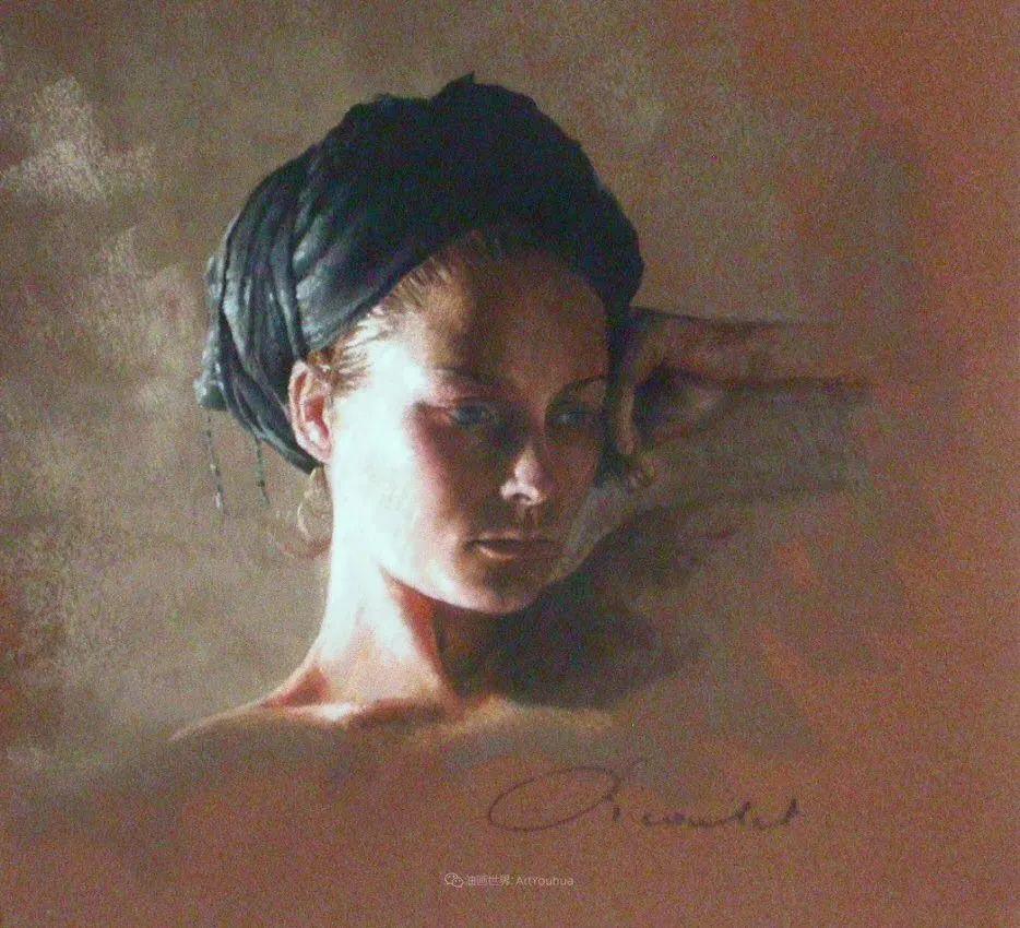 法国女粉彩大师,描绘的女性之美,细腻柔和!插图91