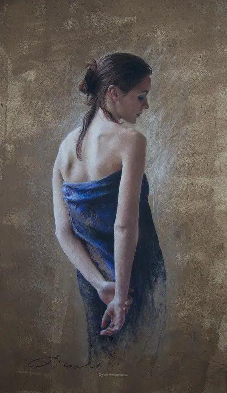 法国女粉彩大师,描绘的女性之美,细腻柔和!插图99