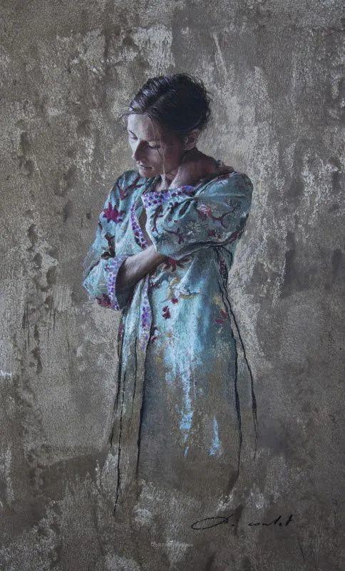 法国女粉彩大师,描绘的女性之美,细腻柔和!插图101